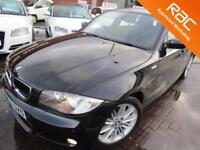 2008 57 BMW 1 SERIES 2.0 118D M SPORT 5D 141 BHP DIESEL