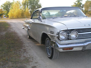 WTB!1964 and older chevrolet convertibles,coupes,wagons,parts