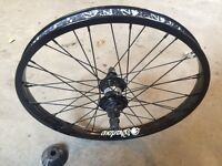 Shadow Conspiracy freecoaster Bmx wheel