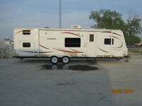 29' Dutchmen 29Q‬-GS Quad Bunk Travel Trailer
