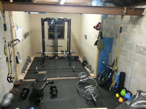 New Fitness  Equipment & more
