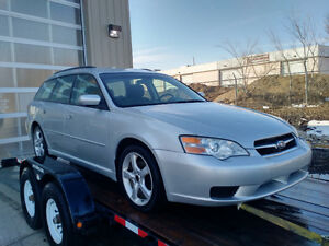 2000-09 Legacy Outback parts