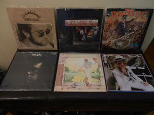 Vinyl Records/LP's Elton John Various Albums For sale