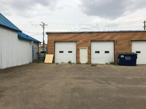 1000 sqf Heated Shop in Weyburn For Rent