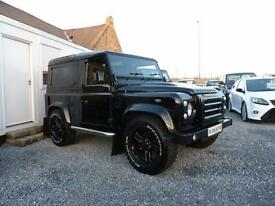 2004 (54) LAND ROVER DEFENDER 90 XS STATION WAGON 2.5 TD5