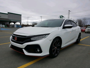 Honda Civic, sport, touring, 2017