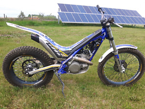 2015 Sherco ST300 Trials Bike