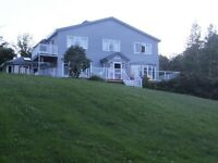 Stunning two storey house  overlooking Mahone Bay, NS