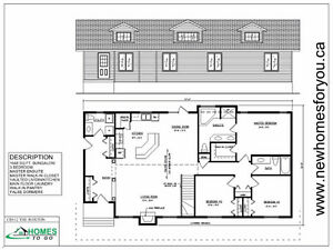 1640 Sq Ft. RTM HOME (Ready To Move Home)