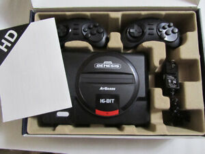 Sega Genesis Flashback Retro Console with 85 Games-New