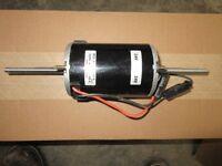 12 & 24 volt blower motors