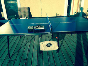 Ping pong table and accessories Edmonton Edmonton Area image 3