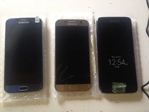 samsung galaxy s7  new/nouveau