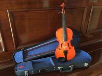 1/8 size stentor kids violin.