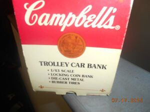 campbell soup company diecast toys 1/43 scale Kitchener / Waterloo Kitchener Area image 3
