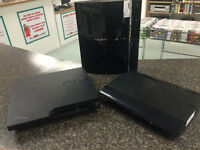 PS3 System Blowout!