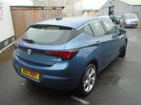 2017 Vauxhall Astra 1.4 Sri Turbo 5dr 179179 5 door Hatchback