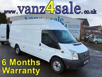 2012 - Ford Transit 2.2TDCi JUMBO ( 125PS ) ( EU5 ) ( RWD ) 350L 350 LWB