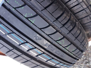 4 X NEW 205-55-R16 ETE IMPRIAL TIRE NEUFS TAX IN