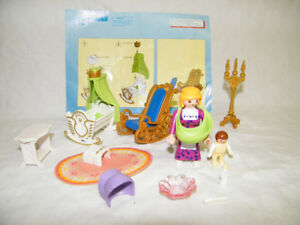 Playmobil nursery royale