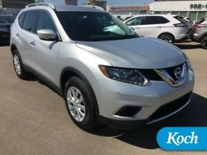 2015 Nissan Rogue S  AWD, Bluetooth, Active Ride Ctrl, low Kms