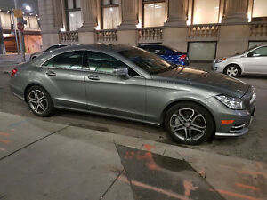 2013 Mercedes-Benz CLS-Class CLS550 Sedan