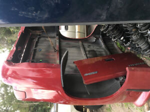 1997-03 Chevy S-10, southern, rust free complete stepside box!!!