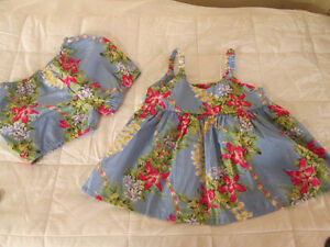 18 month summer outfit girls