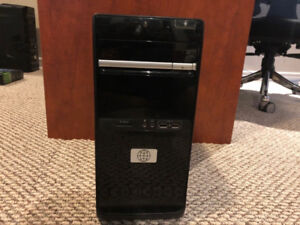 HP DESKTOP PC TS-P8012-6P AMD 2.4ghz, 4Gb, 1TB