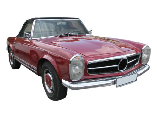 7 Types of Mercedes Models for Collectors