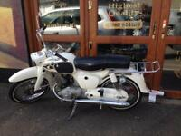 Honda Dream 150 4 Stroke 1966/D