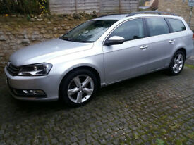 Passat SE Bluemotion Tech TDI Silver