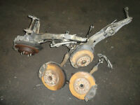 JDM HONDA CRX, CIVIC FRONT AND BACK DISCS AND CALIPERS