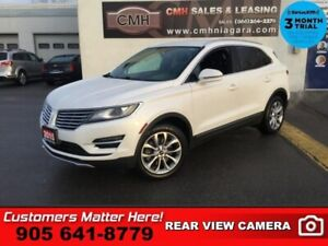 "2015 Lincoln MKC Base  NAV BLIND SPOT P/SEATS MEM HS 18""-ALLOYS"