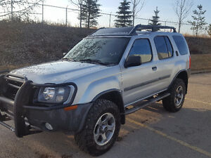 2002 Nissan Xterra SuperCharged Lifted