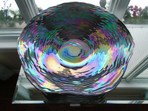 GORGEOUS HOMESENSE EXTRA LARGE DECORATIVE BOWL *** CAN DELIVER