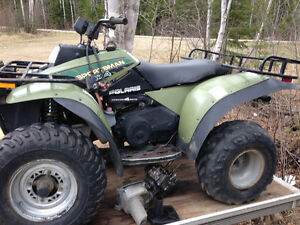 PARTING OUT POLARIS SPORTSMAN 400!!!