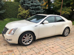 2009 Cadillac CTS 4 in Excellent Condition