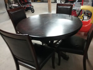 Kitchen table for sale - round