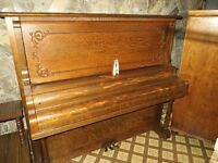 Linstedt and Brothers Antique Piano