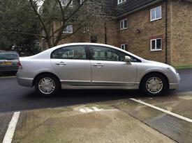 2009 09 Reg Honda Civic 1.4 IMA Hybrid CVT ES ONLY 24K MILES DONE!