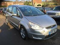 Ford S-MAX 1.8TDCi ( 125ps ) 6sp LX - 2007 07