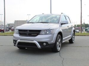 2017 DODGE JOURNEY Crossroad with DVD!!!