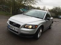 Volvo C30 se 1.6 leather seats