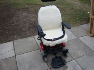 Quickie S-11 Power Chair