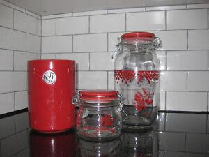 Du rouge pour votre cuisine