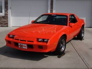 1982 Camaro w/355 Purchced New & Original Owned for 34 Years!