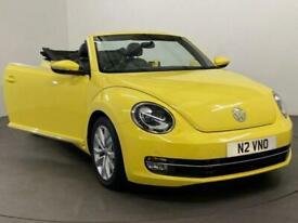 image for 2014 Volkswagen Beetle 1.6 DESIGN TDI BLUEMOTION TECHNOLOGY DSG 2d 104 BHP Conve
