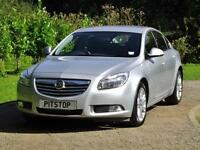 Vauxhall Insignia 1.8 Exclusiv 5dr PETROL MANUAL 2012/12