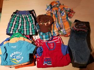 Spring/Summer Baby Boy Lot